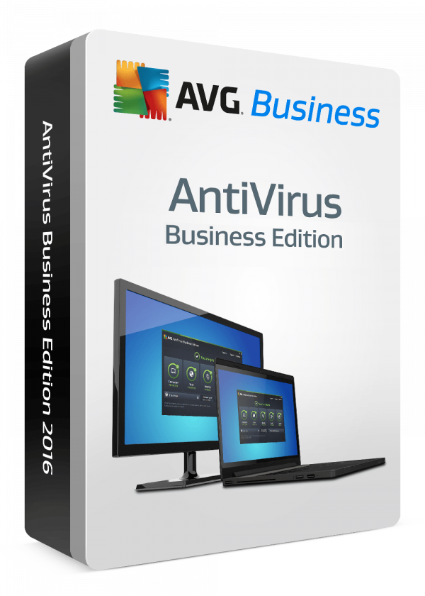 AVG AntiVirus Business Edition